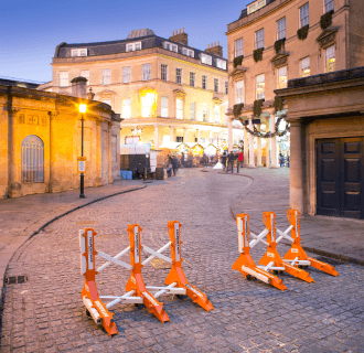 Bath Christmas Market 2019