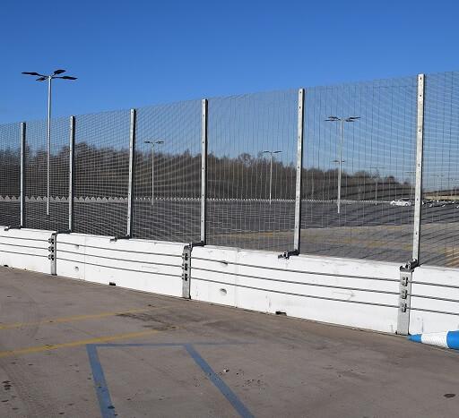 PAS68 Barrier