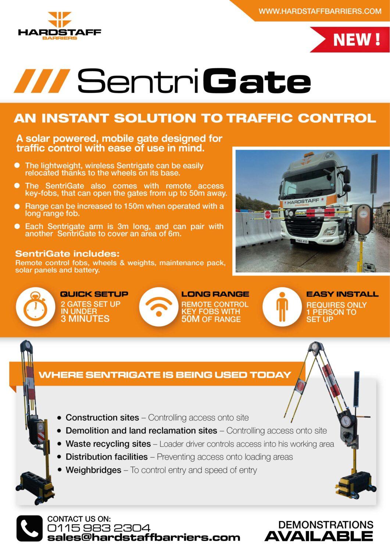 SentriGate Flyer